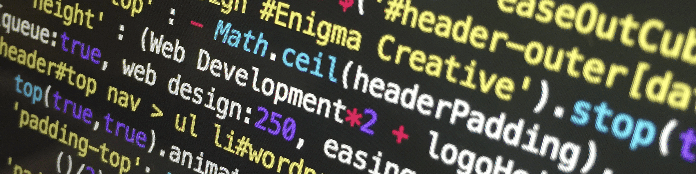 Web Design & Development from Enigma Creative